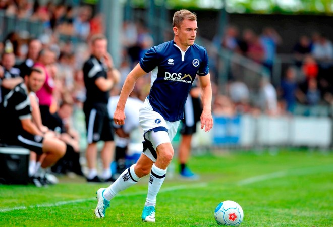 Dartford Millwall Jed Wallace