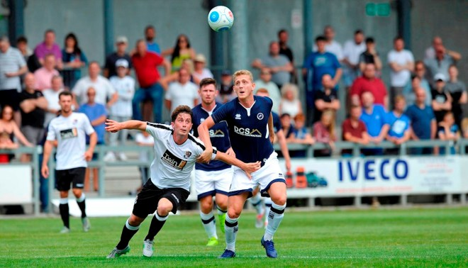George Saville - Dartford Millwall