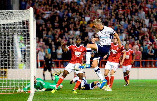 Forest Millwall - Morison Goal Ruled Out