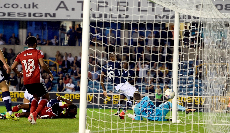 Millwall Ipswich Elliott Goal
